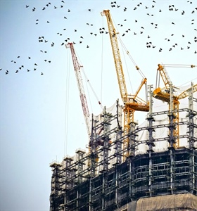 Construction firms challenged as business shrinks, cashflow hit