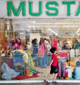 Mustafa Centre boss being sued by sons of dad's partner