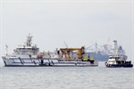 Malaysia govt vessel, Greek carrier collide in Singapore waters