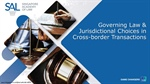 2019 Study on Governing Law & Jurisdictional Choices in Cross-border Transactions
