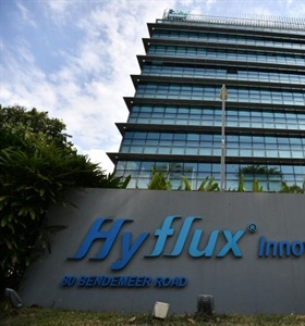 Hyflux to ask court for further 3-month reprieve from creditors