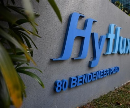 China state-owned firm's unit eyeing Hyflux assets