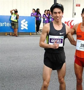 Marathoners' spat: Soh Rui Yong seeks S$1 million over allegedly...