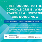 ADV: Responding to the COVID-19 crisis: What startups and investors are doing now