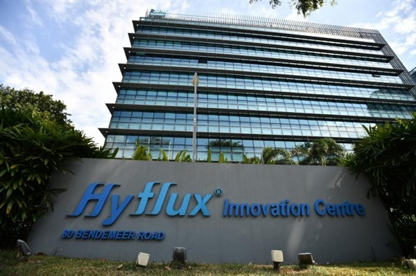 Group of bank creditors to file for Hyflux JM