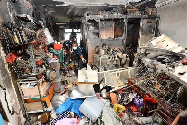 Harsher penalties for those who cause fire hazards