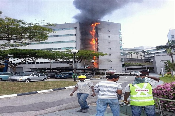 NUS settles $55m lawsuit over fire caused by gas leak