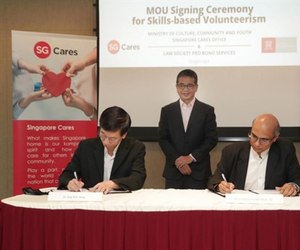 Law Society, SG Cares team up to boost legal assistance for those in need